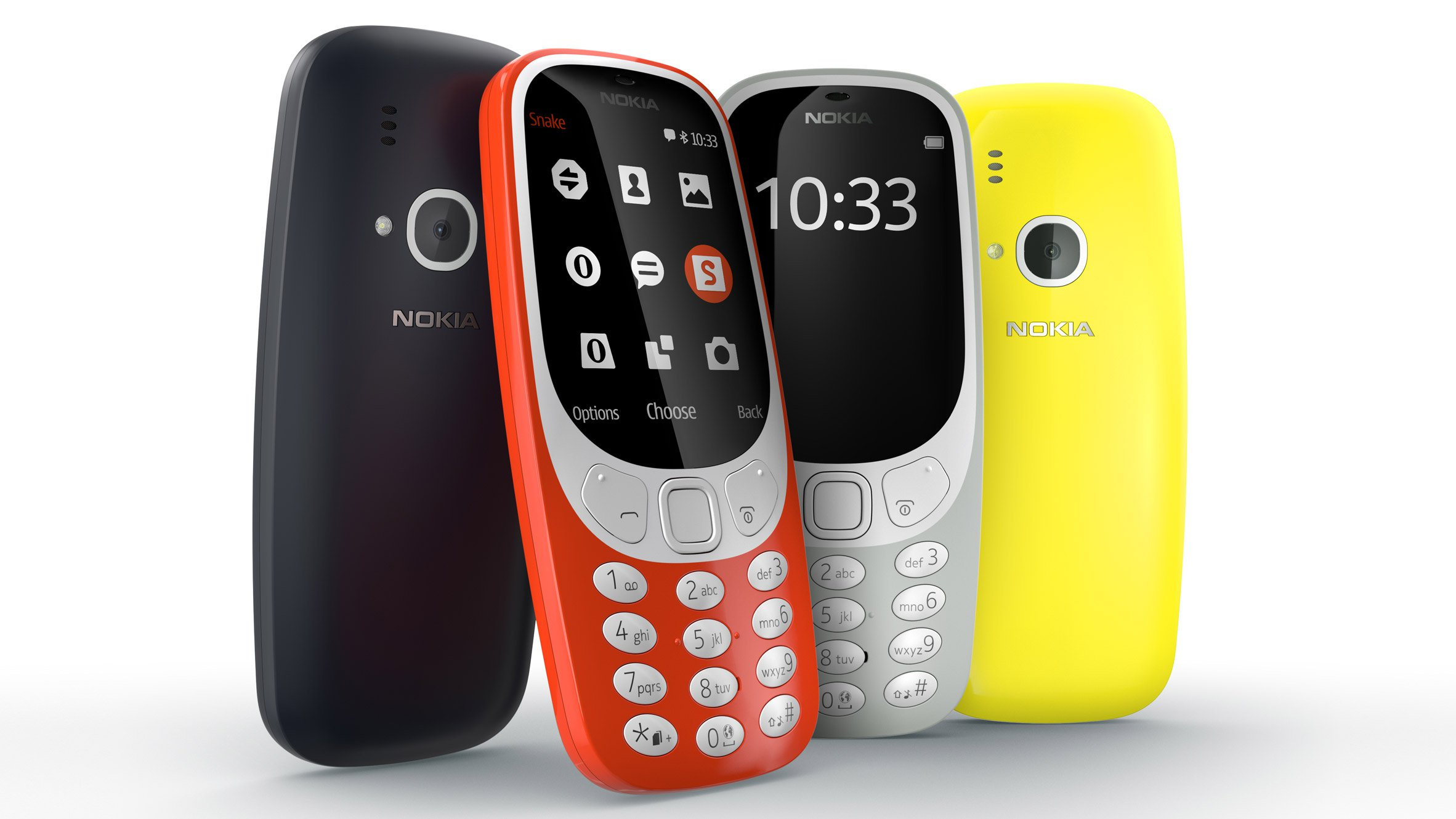 The Ancient Nokia 3310 Hits to Hit the Market in summer 2017