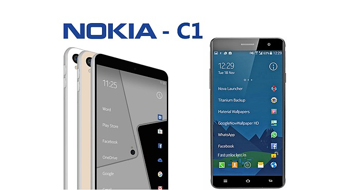 Nokia C1 Review