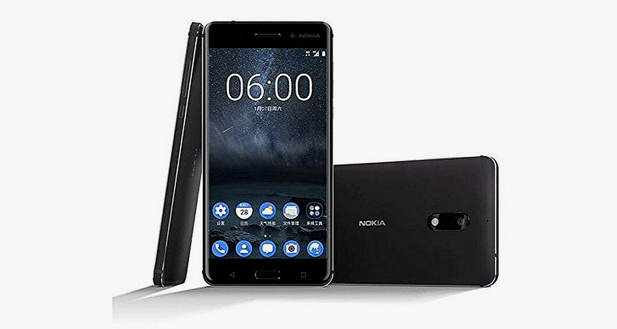 Nokia 6 Features 1